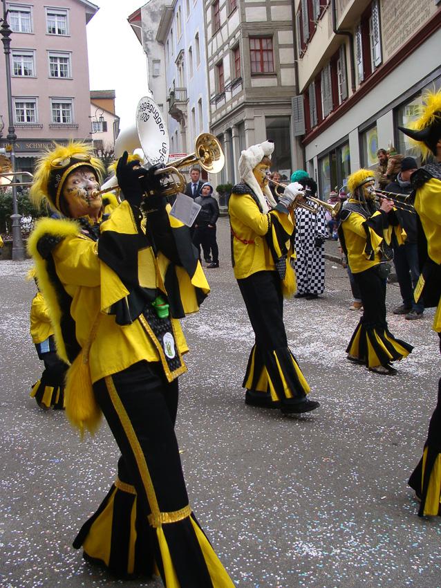 Schnäggägugger on Tour 2011