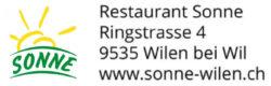 Restaurant Sonne Wilen
